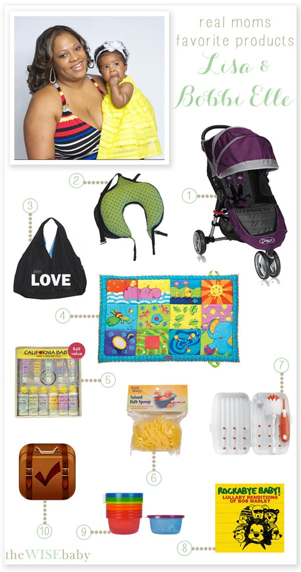 MY FAVE BABY PRODUCT LIST FEATURED ON THE WISE BABY.